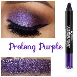 Jordana Makeup - Jordana Eyeshadow Pencil Prolong Purple